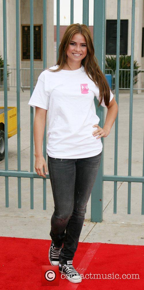 Shelley Hennig 15th Annual EIF Revlon Run/Walk for...