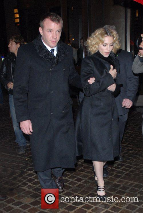 Guy Ritchie, Madonna Screening of