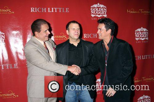 Rich Little, Tillman Fertitta, Gordie Brown