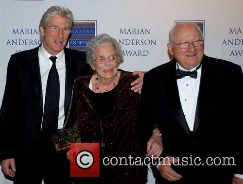 Richard Gere, Doris Gere and Homer Gere 2