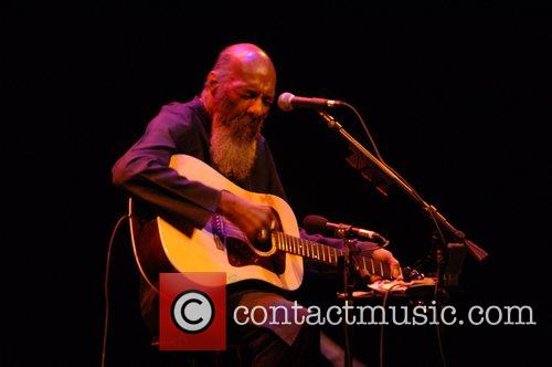 Richie Havens in concert and CD signing at...