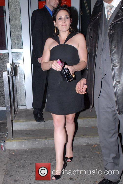 Ricki Lake leaving the special screening afterparty of...