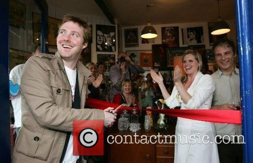 Ricky Wilson Launch of new range of products...