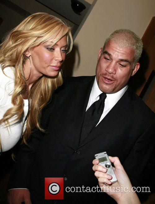 Jenna Jameson and Tito Ortiz Ricky Hatton's official...
