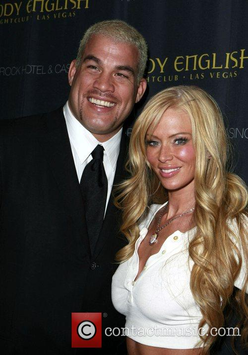 Tito Ortiz and Jenna Jameson Ricky Hatton's official...