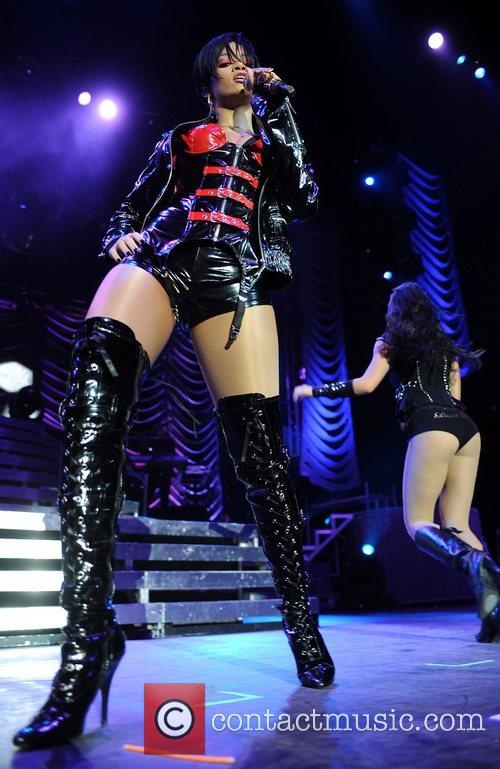 Performing at the O2 Arena