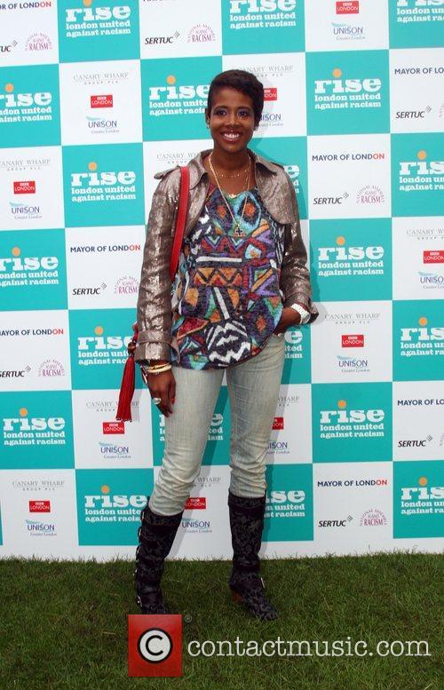 Rise Festival in aid of combatting rascism in...
