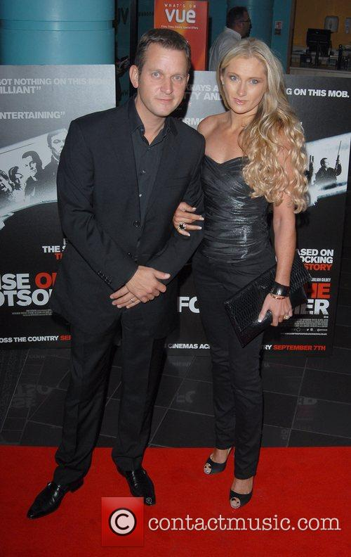 UK Premiere of 'Rise Of The Footsoldier '...