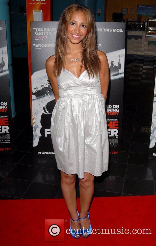 Amelle Berrabah UK Premiere of 'Rise Of The...