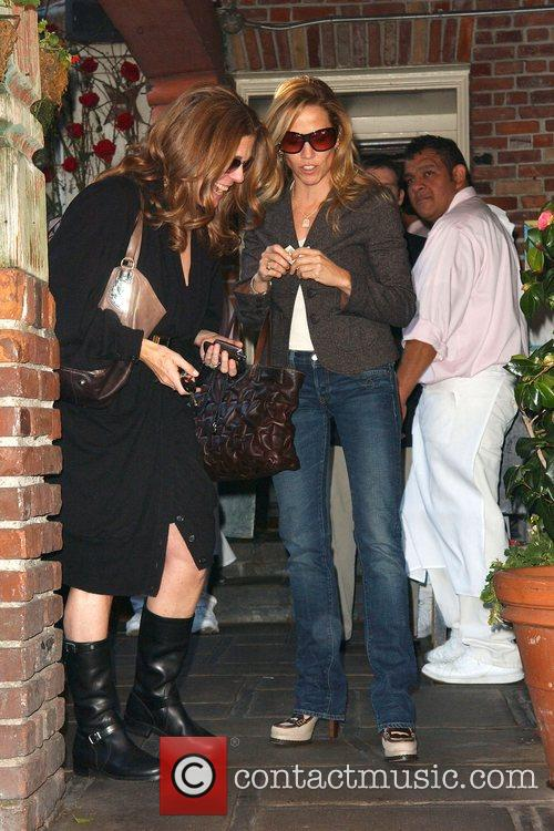 Rita Wilson and Sheryl Crow 2