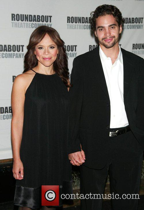 Rosie Perez and Ramon Rodriguez 5