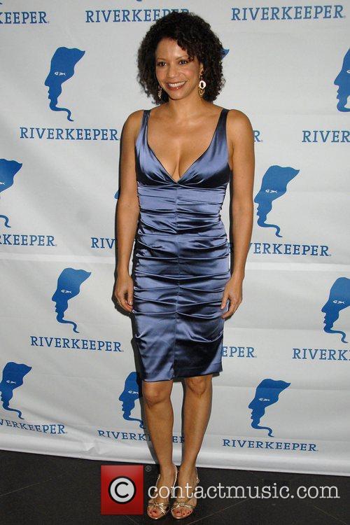 Gloria Reuben 2008 Riverkeeper Fisherman Ball at Pier...