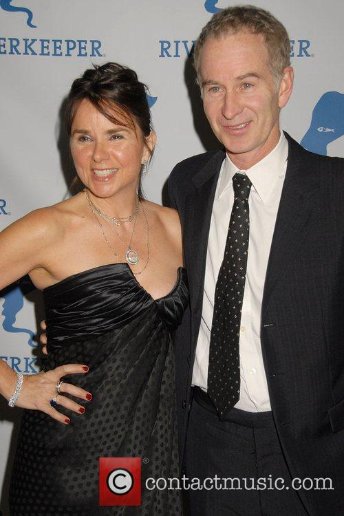 John Mcenroe and Patty Smyth 5