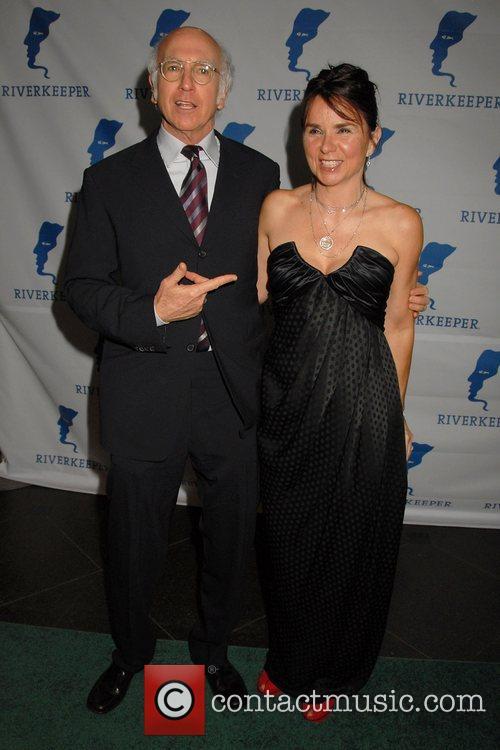 Larry David and Patty Smyth 2008 Riverkeeper Fisherman...