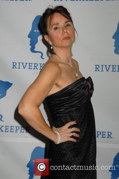 Patty Smyth 2008 Riverkeeper Fisherman Ball at Pier...