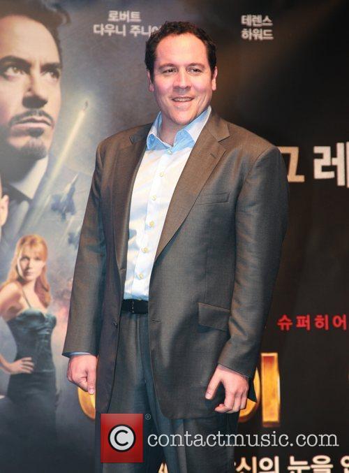 'Iron Man' Press conference at Shilla Hotel