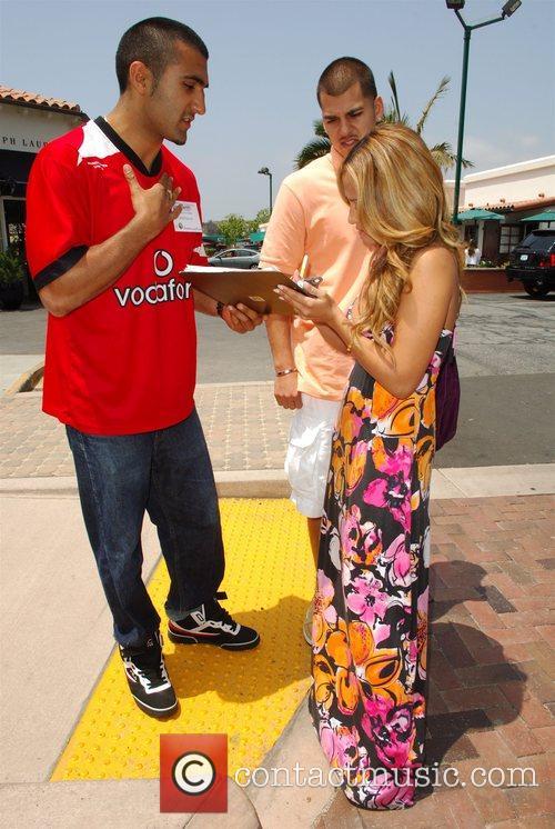 Robert Kardashian Jr and Adrienne Bailon 3