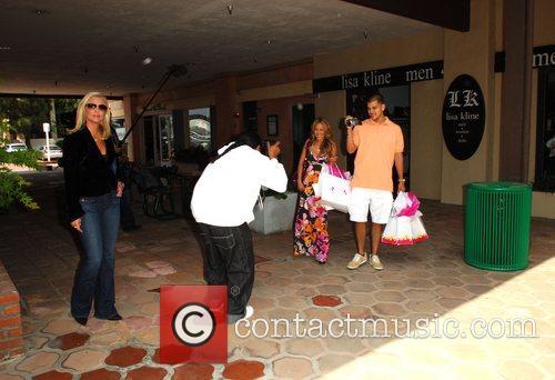Robert Kardashian Jr and Adrienne Bailon 4