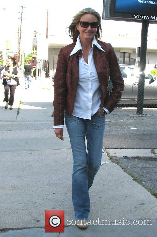 Bo Derek out and about on Robertson