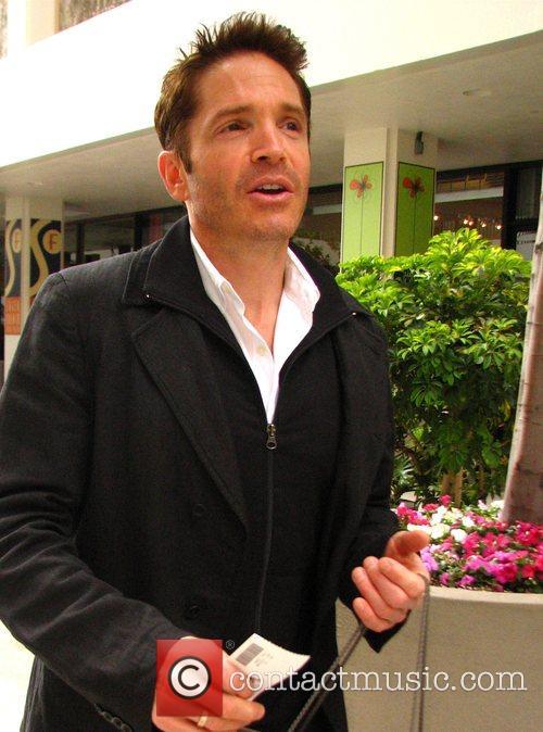 Dave koz on Robertson Boulevard Los Angeles, California
