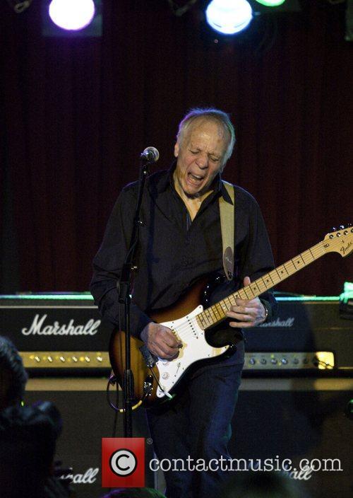 Robin Trower performs at B.B. King's Blues Club...