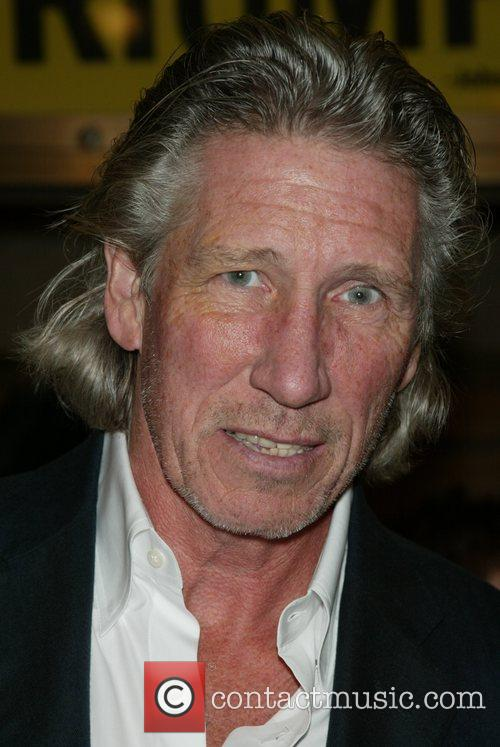 Roger Waters at the opening night performance of...