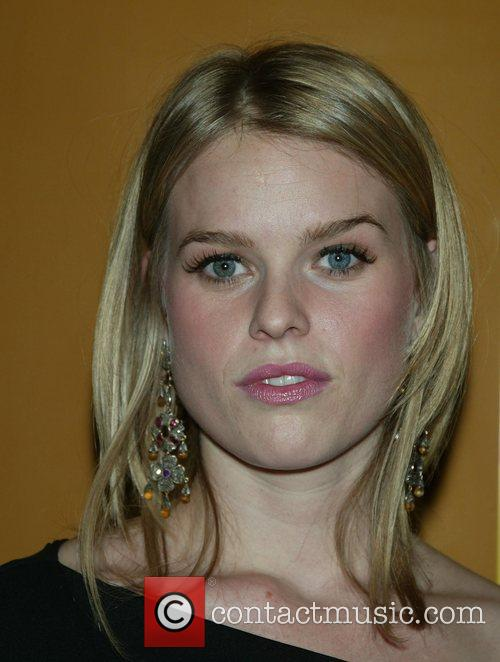 Alice Eve Opening night of Tom Stoppard's