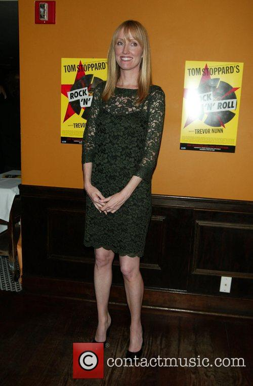 Janel Maloney Opening night of Tom Stoppard's