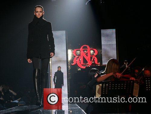 Mercedes-Benz Fashion Week Fall 2008 - Rock &...