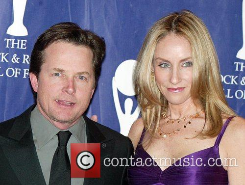 Michael J Fox and Rock And Roll Hall Of Fame 2