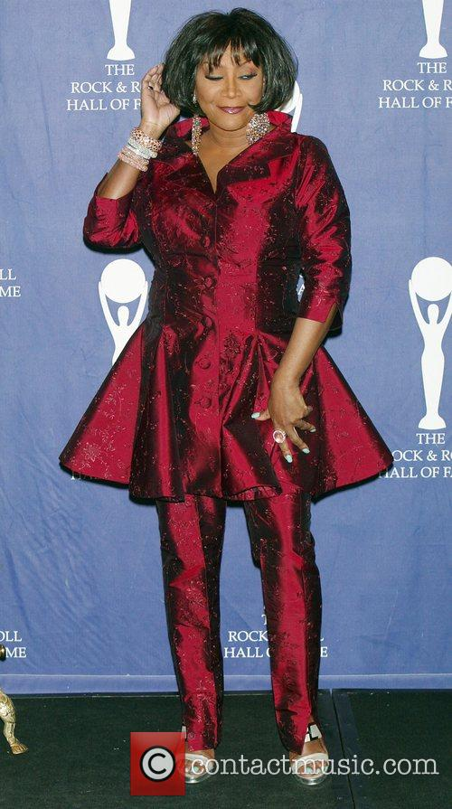 Patti Labelle and Rock And Roll Hall Of Fame 2
