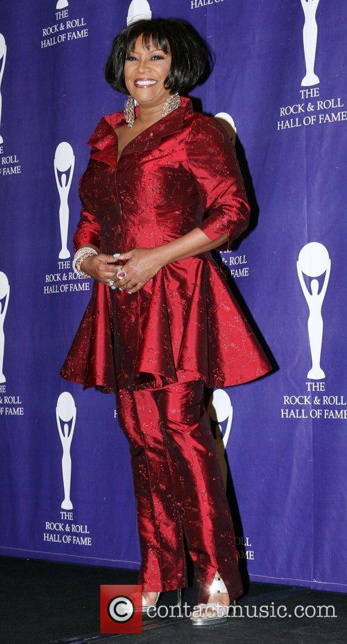 Patti Labelle and Rock And Roll Hall Of Fame