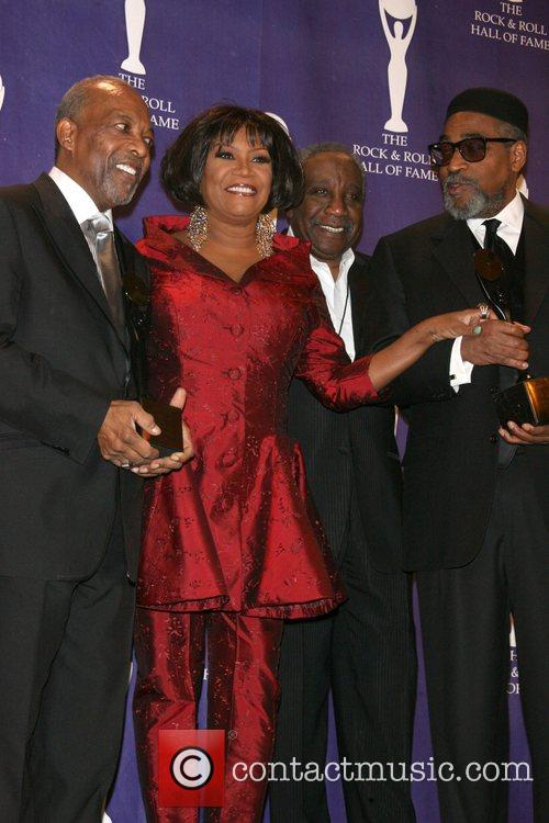 Leon Huff, Patti Labelle and Rock And Roll Hall Of Fame 5