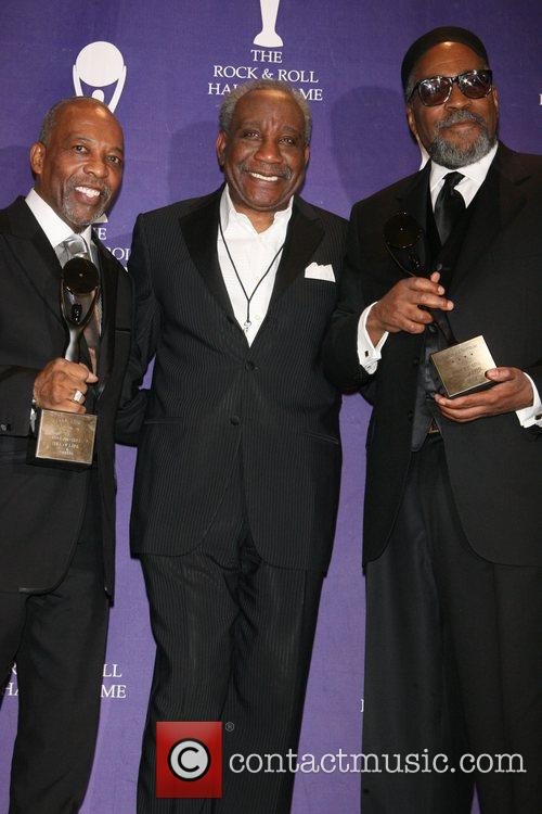 Leon Huff and Rock And Roll Hall Of Fame 6