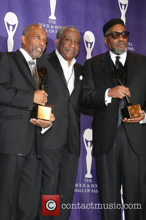 Leon Huff and Rock And Roll Hall Of Fame 2
