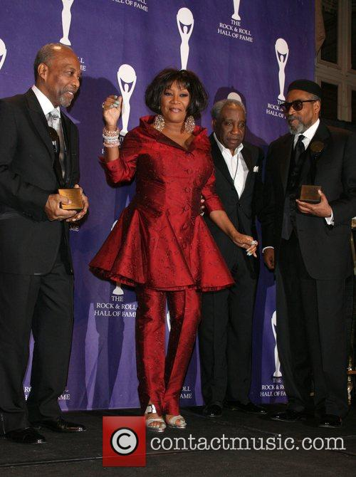 Leon Huff, Patti Labelle and Rock And Roll Hall Of Fame 4