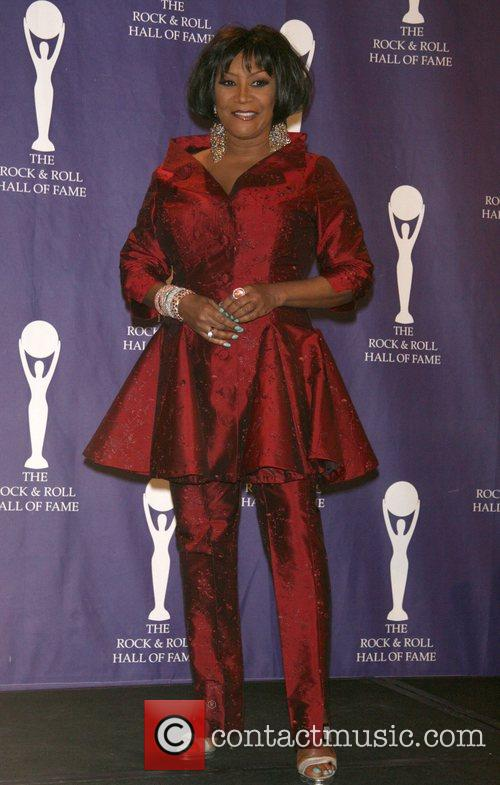 Patti Labelle and Rock And Roll Hall Of Fame 8
