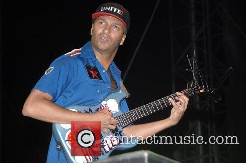 Tom Morello, Rock The Bells Concert