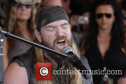 Zakk Wylde of Black Label Society Legendary metal...