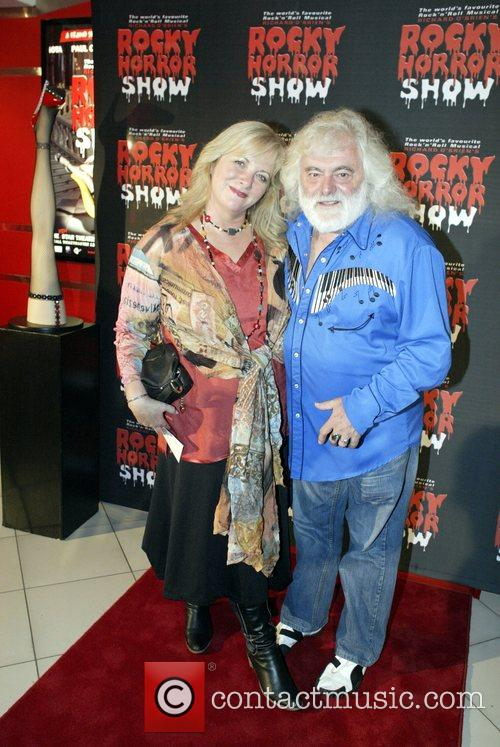 Brian Cadd and Amanda Pelman The premiere of...