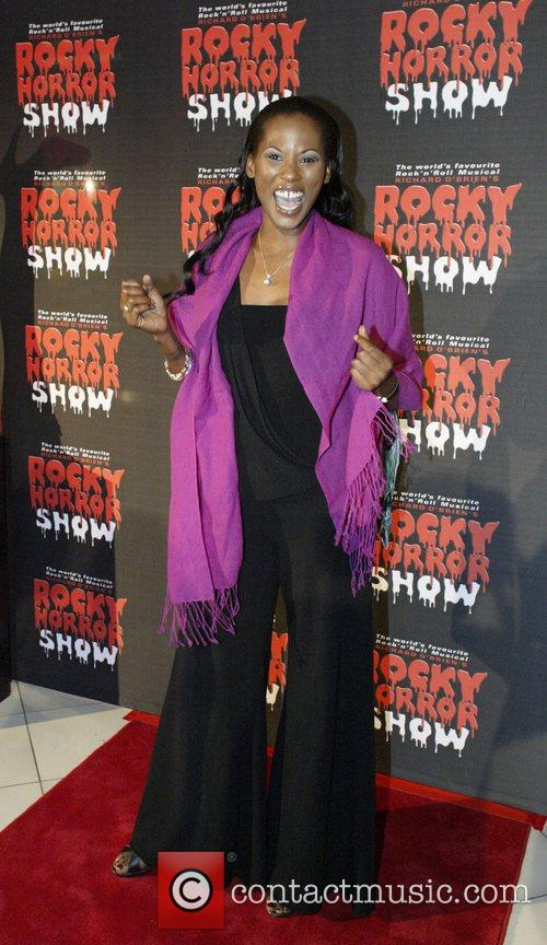 Deni Hines The premiere of the stage production...