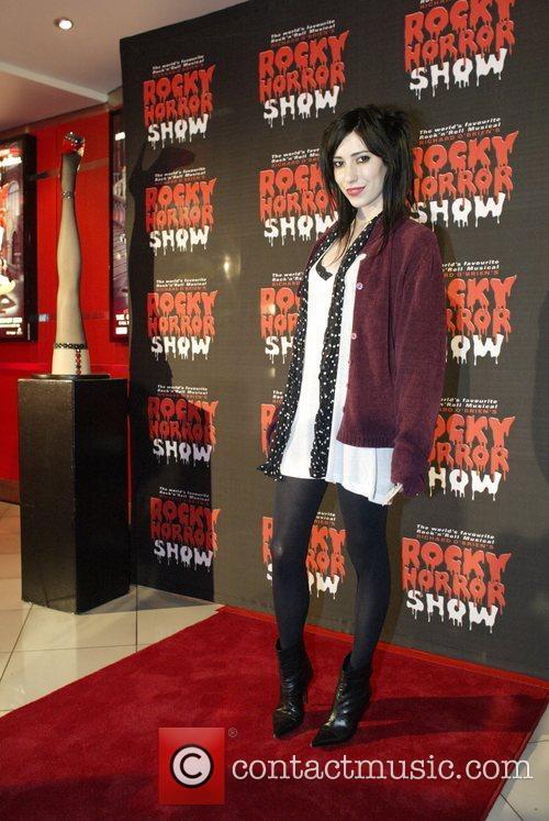 Jess Origliasso The premiere of the stage production...