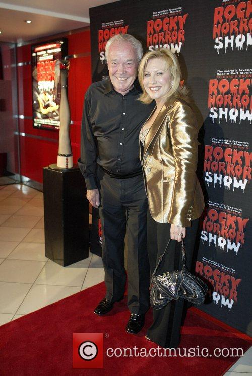Kerri-Anne Kennerley and John Kennerley The premiere of...