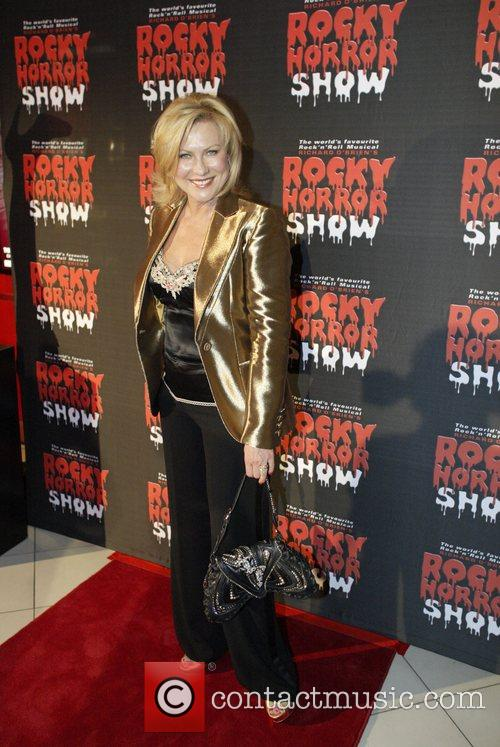 Kerri-Anne Kennerley The premiere of the stage production...