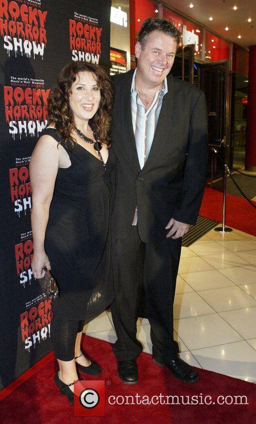 Libby Gore and Stuart Gore The premiere of...