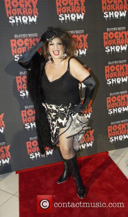 Maria Venuti The premiere of the stage production...