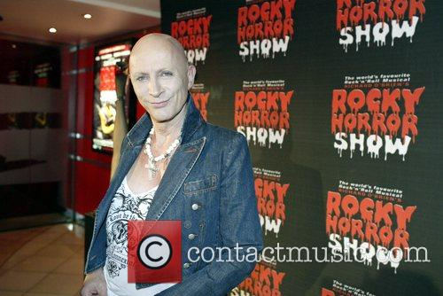 Richard O'Brien The premiere of the stage production...