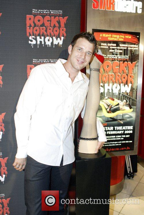 Wil Traval The premiere of the stage production...