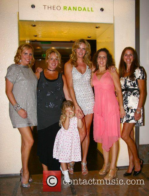 Penny Lancaster and guests Summer Party held at...