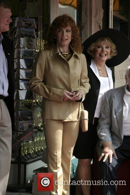 Stefanie Powers and Ruta Lee 4